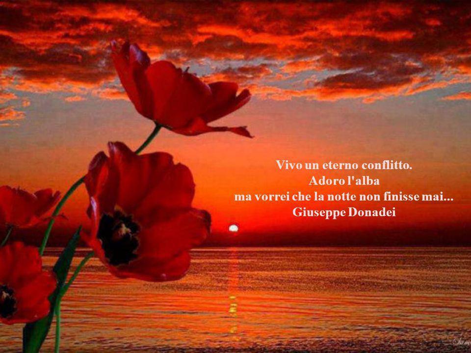 Il vecchio ed il bambino guardano il mondo con la luce dellalba e del tramonto. Raffaele Morelli