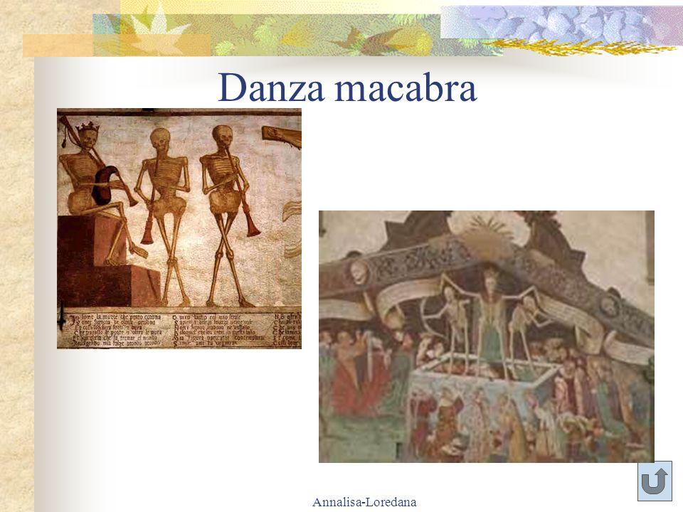 Annalisa-Loredana Danza macabra