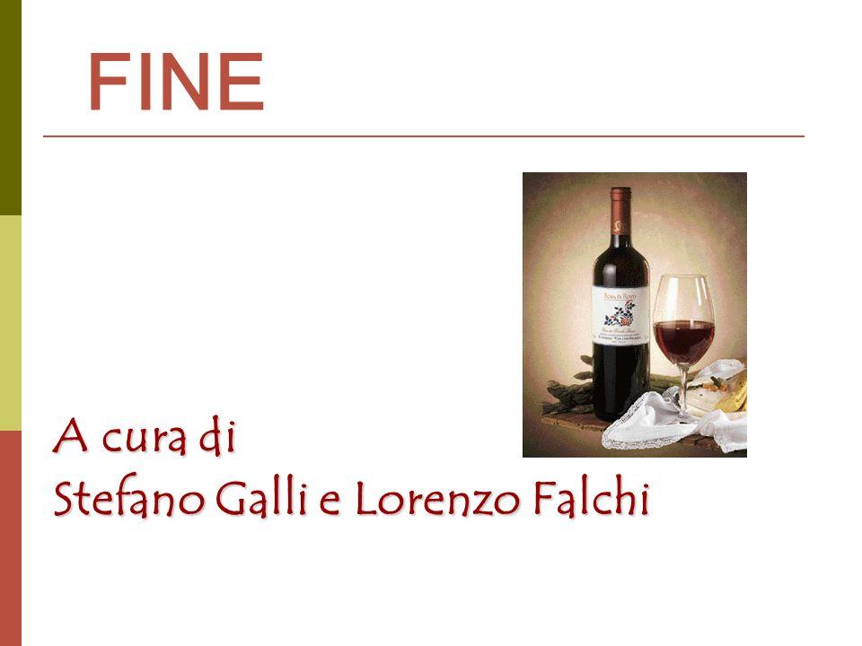 FINE A cura di Stefano Galli e Lorenzo Falchi