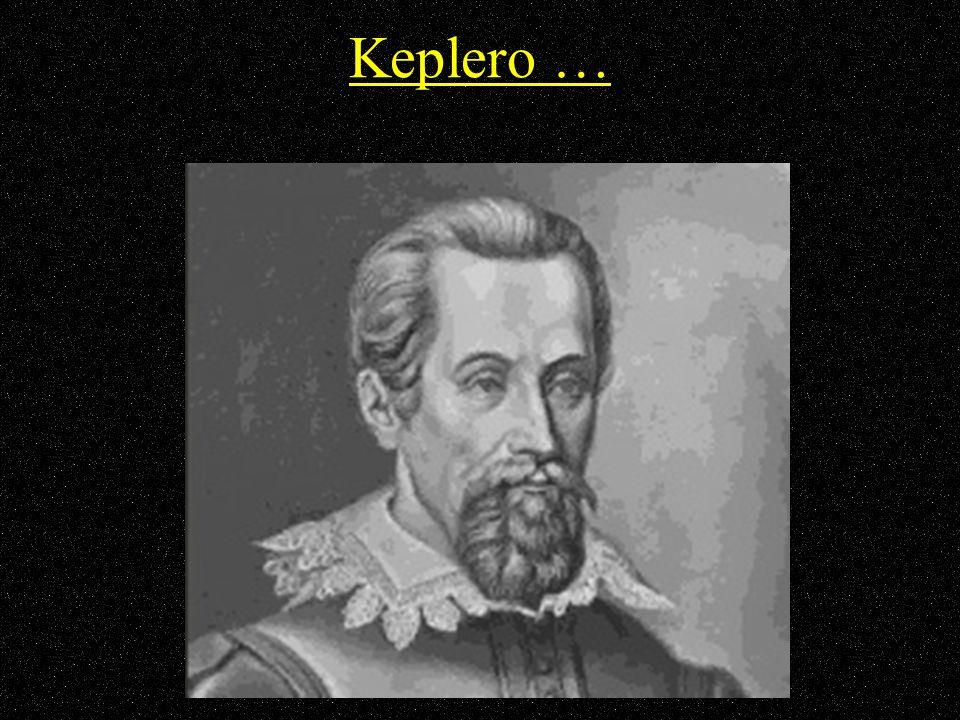 Keplero …