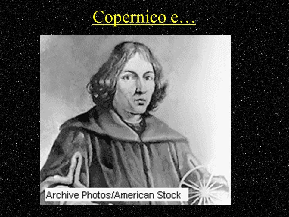 Copernico e…