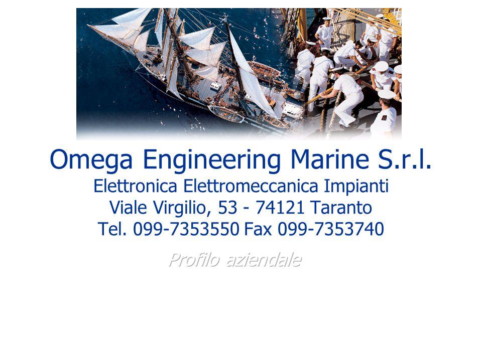 Omega Engineering Marine S.r.l.
