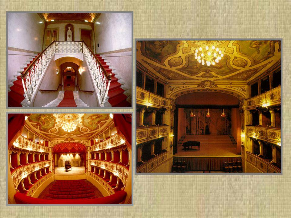 Teatro Verdi, Busseto Piazza Verdi, Busseto