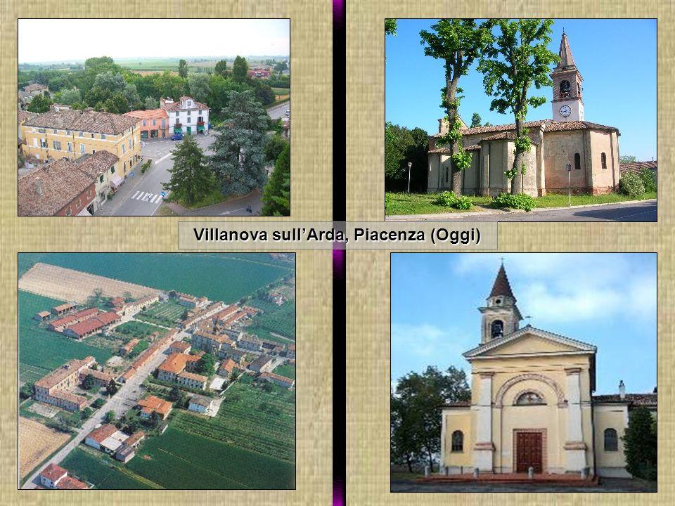 Villa Verdi a Sant Agata. Villanova sullArda