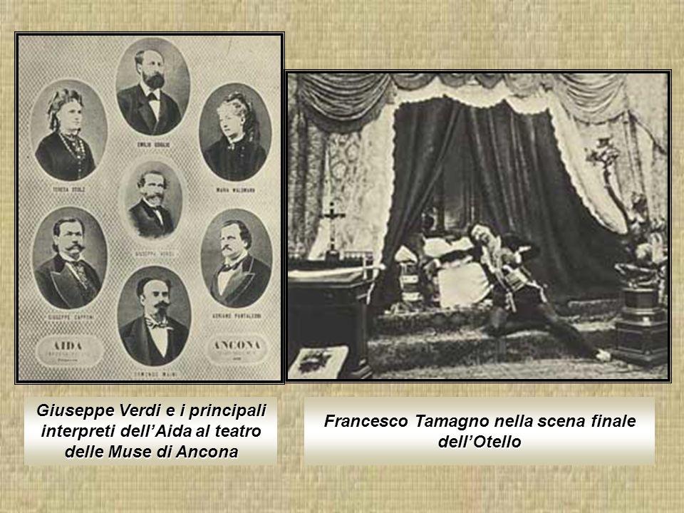 La prima rappresentazione dellOtello allOpera di Parigi Otello, atto I, de la scena della tempesta Otello, atto I, al Teatro Reale di Roma La Traviata, al Teatro della Scala