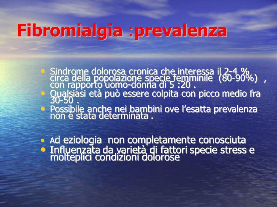 Fibromialgia : terapia non farmacologica 1.