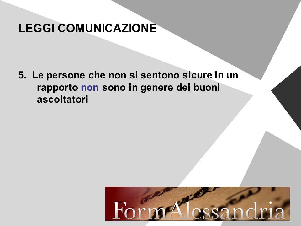 LEGGI COMUNICAZIONE 5.