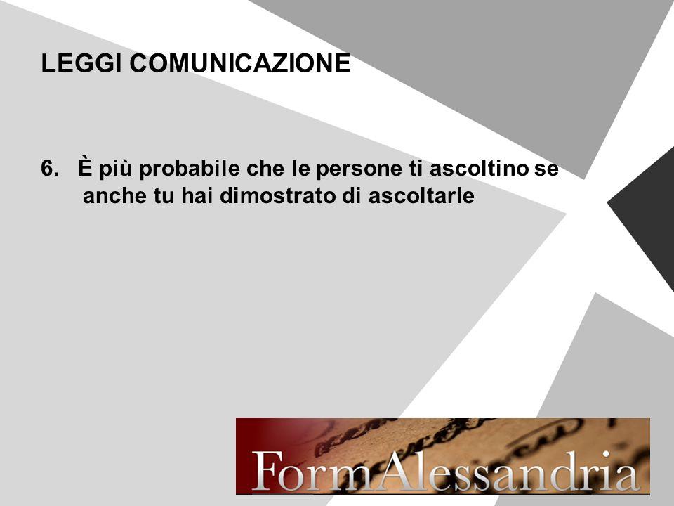 LEGGI COMUNICAZIONE 6.