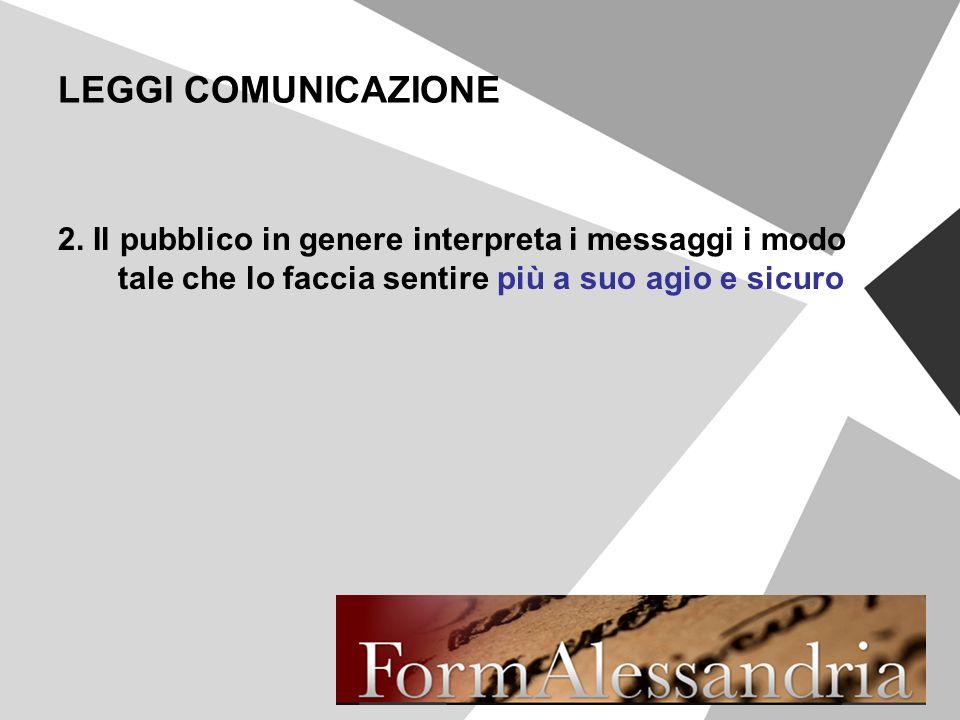 LEGGI COMUNICAZIONE 2.