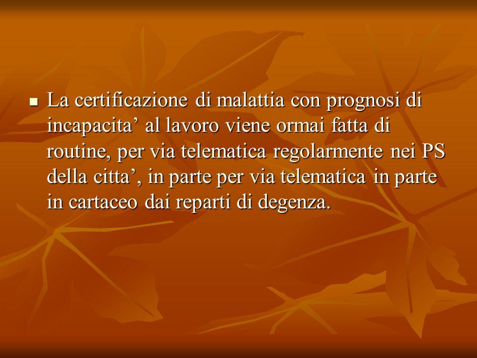 Ritengo possa risultare utile, ai colleghi delle altre regioni, avere un quadro di come funziona il sistema SOLE ( Sanita On LinE), Ritengo possa risultare utile, ai colleghi delle altre regioni, avere un quadro di come funziona il sistema SOLE ( Sanita On LinE), cioe il sistema informatico che la regione Emilia-Romagna ha predisposto per i MMG.