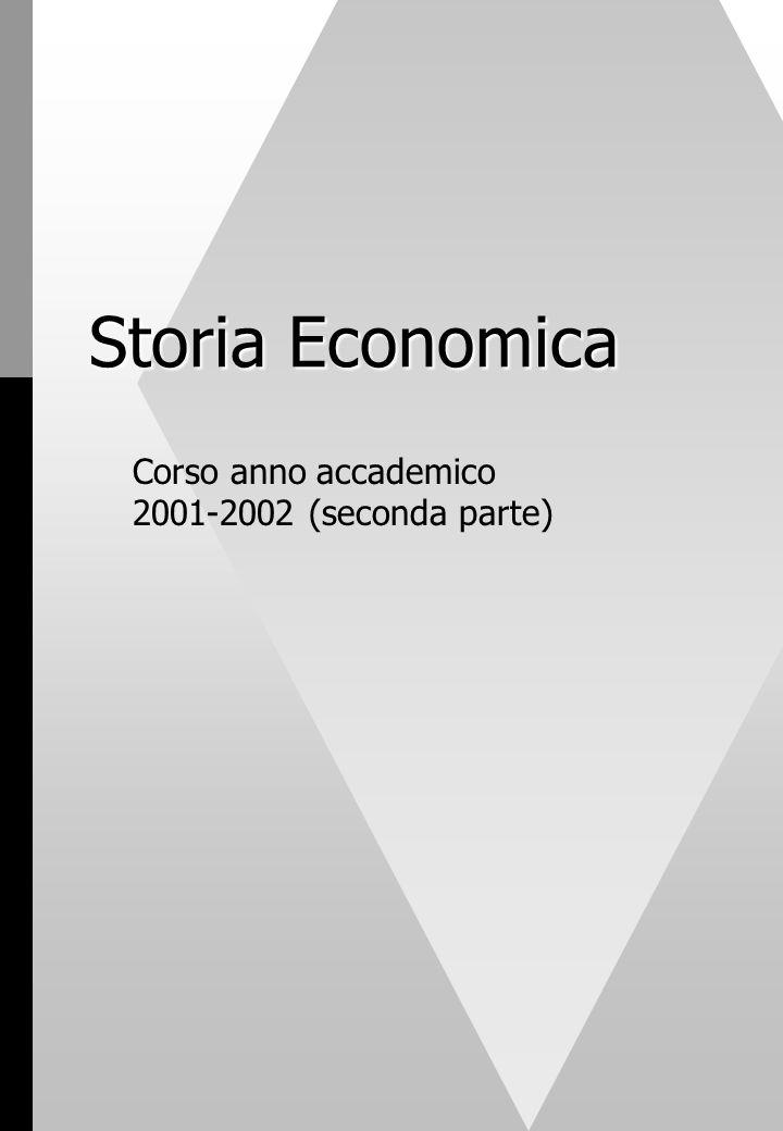 Storia Economica - Lezione 712 La guerra in Italia Banca e industria Anche altri settori (automobilistico, elettrico, chimico, ecc.) approfittarono dellaiuto statale, mentre si faceva sempre più stretto il rapporto tra banca e industria.