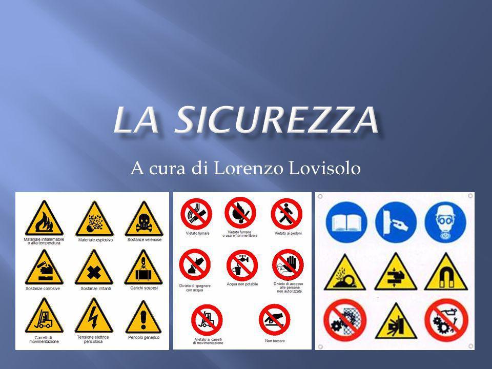 A cura di Lorenzo Lovisolo