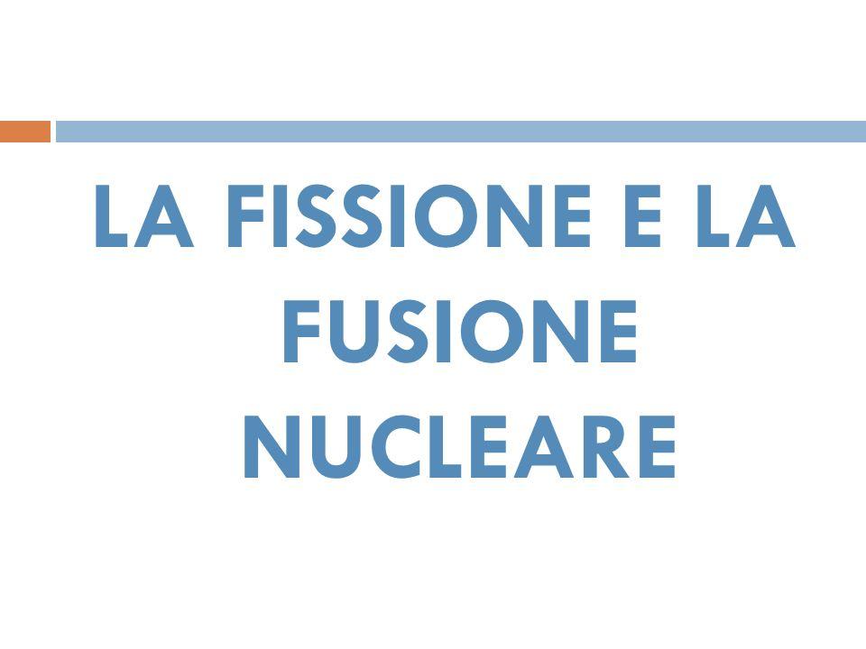 ALCUNI TERMINI CHE CI SERVONO PER CAPIRE … Il numero atomico corrisponde al numero di protoni contenuti in un nucleo atomico.