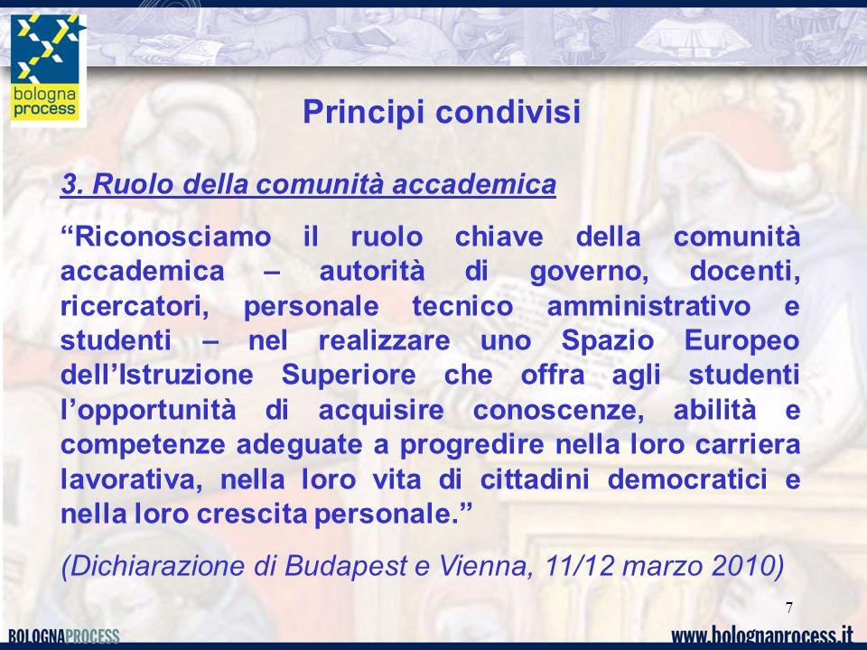 18 Sito dei Bologna Experts italiani www.processodibologna.it