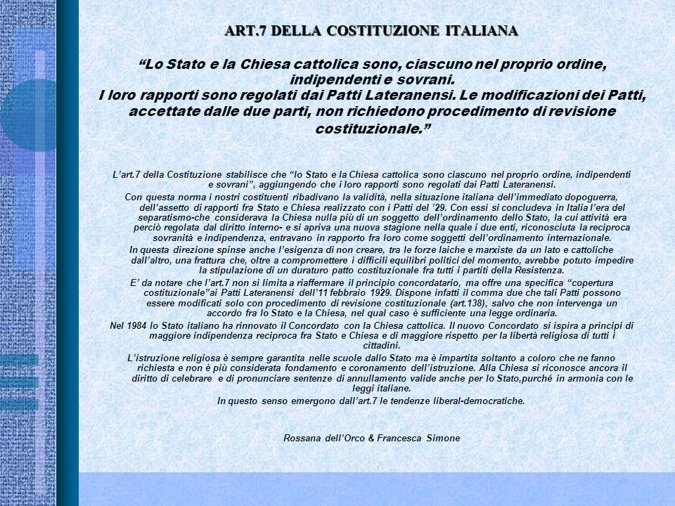 ART.6 DELLA COSTITUZIONE ITALIANA ART.6 DELLA COSTITUZIONE ITALIANA La Repubblica tutela con apposite norme le minoranze linguistiche. La legittima as
