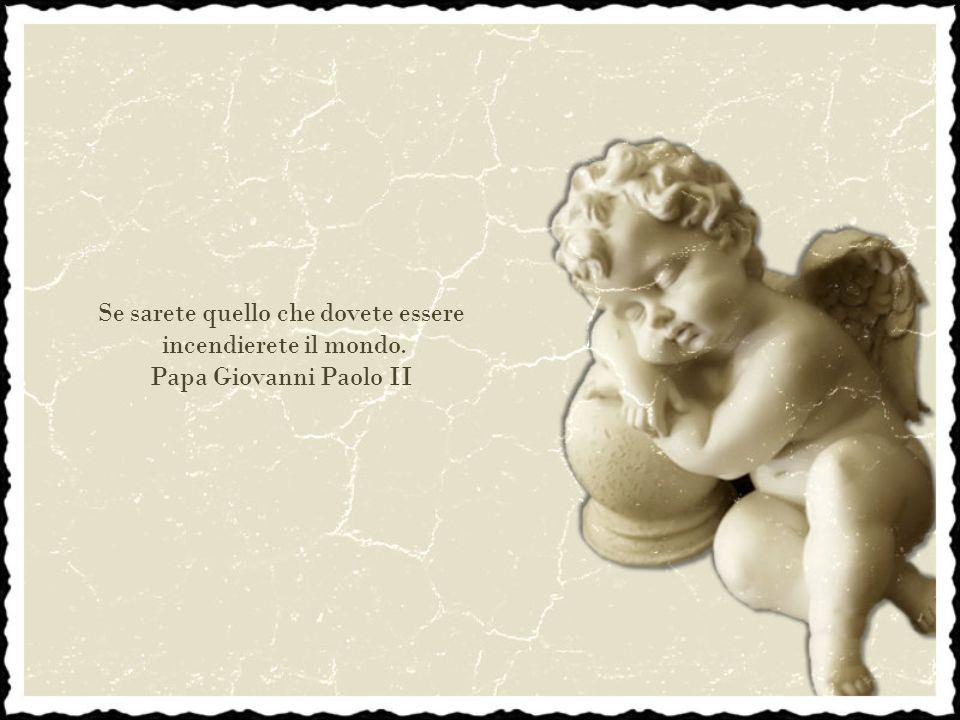 Non è l'umanità che deve diventare cristiana; è il cristianesimo che deve diventare umano. Giovanni XXIII