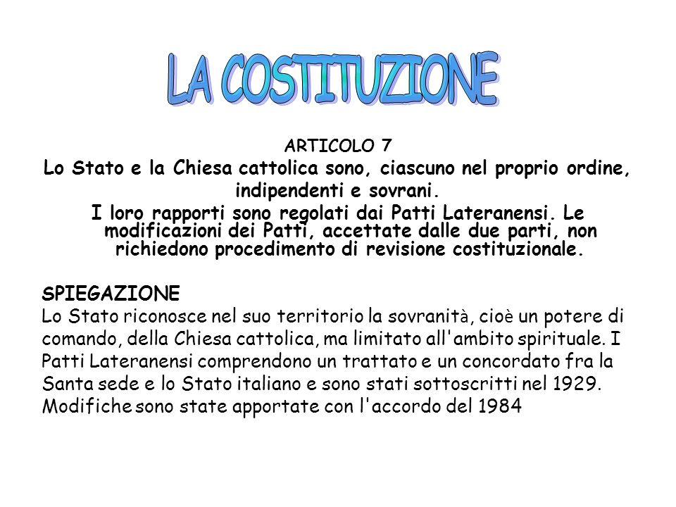 ARTICOLO 6 La Repubblica tutela con apposite norme le minoranze linguistiche.