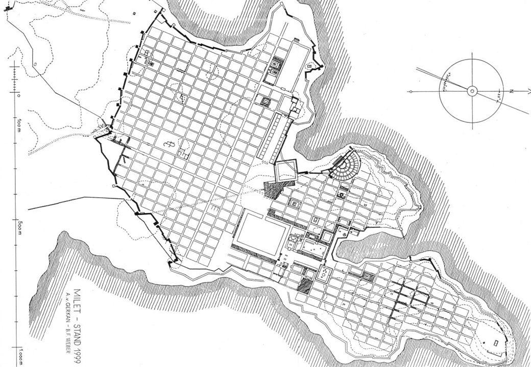 IL PROGETTO URBANO Obiettivo: il controllo della forma della città e del decoro Il progetto urbano si compone: un impianto di lottizzazione, ovvero la