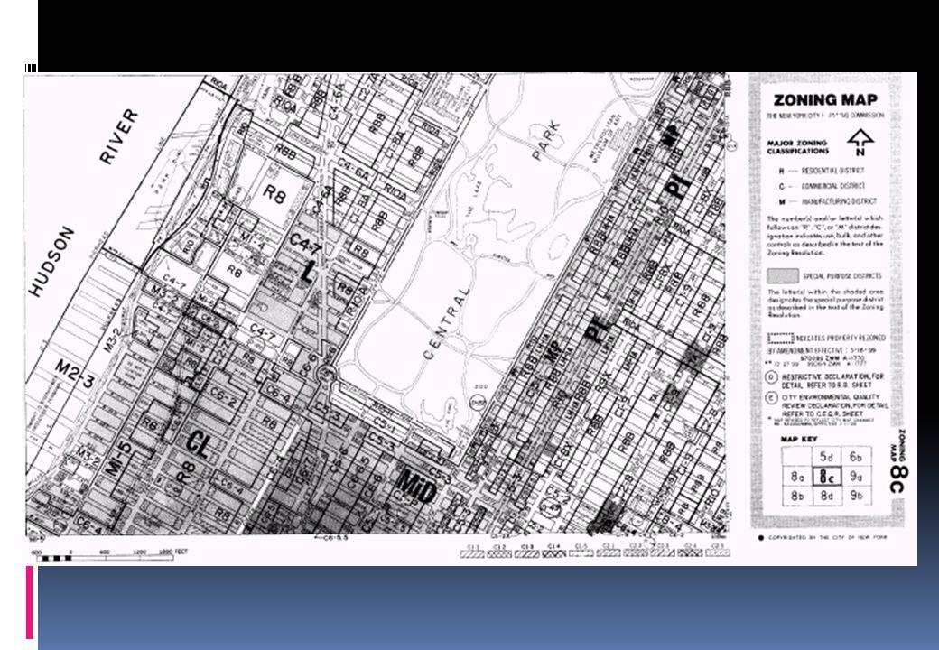 IL NEW YORK ZONING ACT F. L. Olmsted e la nascita del Park Movement negli USA Lesperienza del Central Park a Manhattan Il Movimento City Beautiful NEL