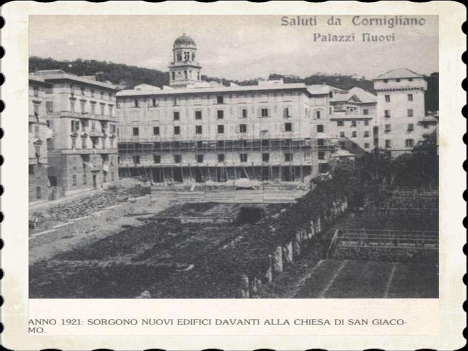 8)Negli ultimi decenni degradata a fabbrica di pasta. Villa Doria- Dufour: via San Giacomo 1; costruita nel 1621. Oggi ridotta a rudere, ospita una fa