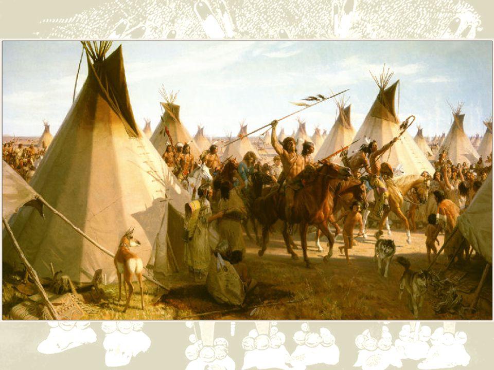 La forza dei Nativi dAmerica