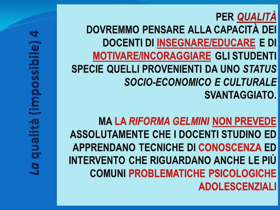 La didattica 4 In Italia si impara memorizzando, dicendo e parlando.