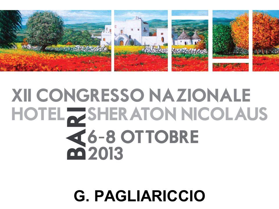 G. PAGLIARICCIO