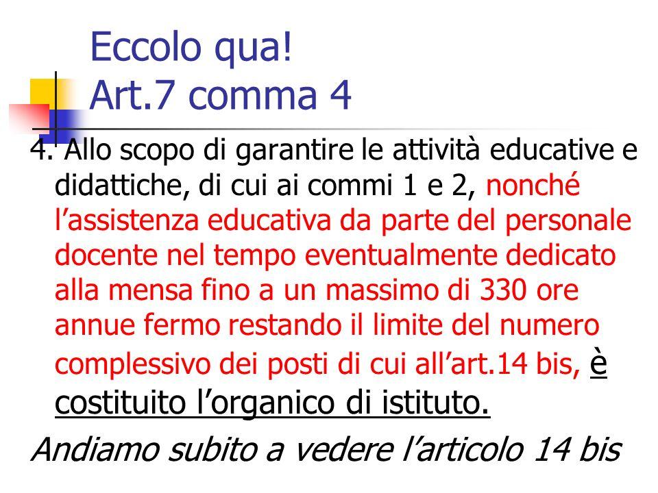 Eccolo qua.Art.7 comma 4 4.