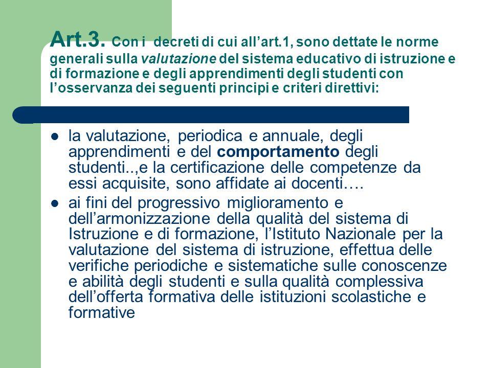 Cosa dice il decreto.Art.7. attività educative e didattiche 2.