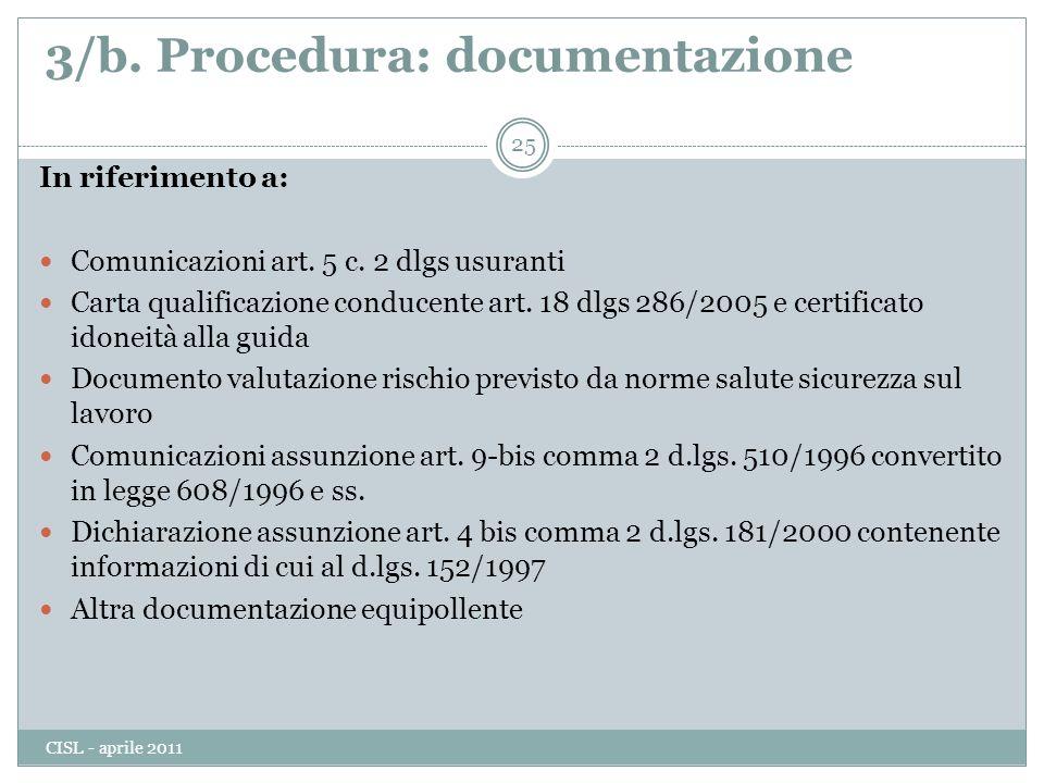 In riferimento a: Comunicazioni art.5 c. 2 dlgs usuranti Carta qualificazione conducente art.