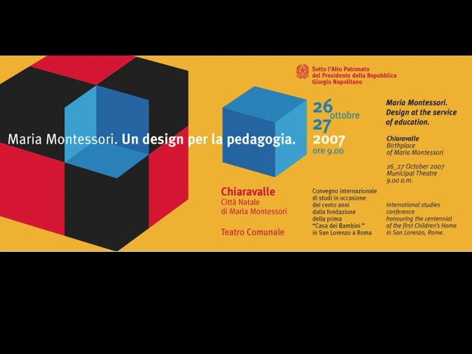 Pino Grimaldi | Montessori designer? | Chiaravalle 26/27 Ottobre 2007 1 | 36