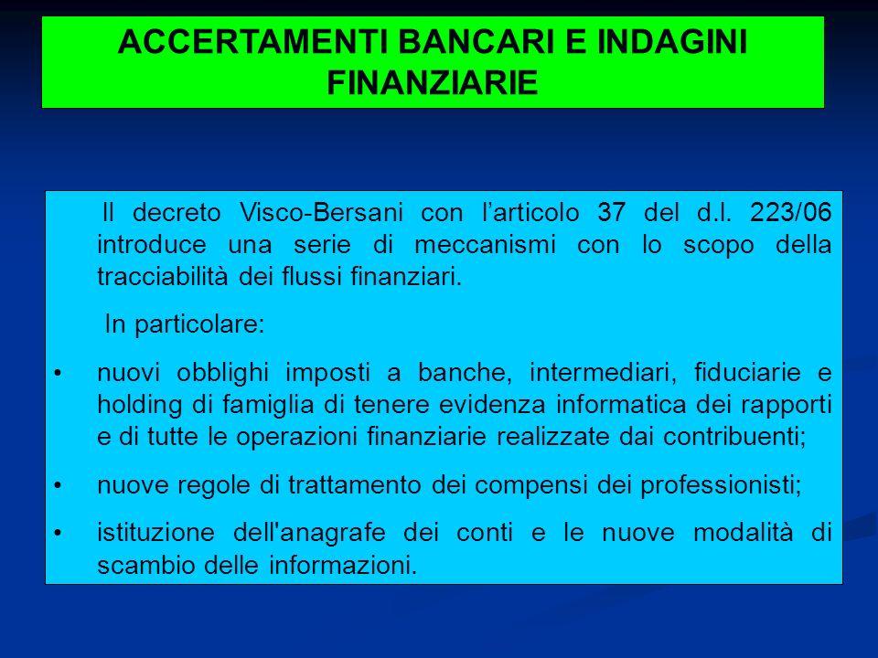 lI decreto Visco-Bersani con larticolo 37 del d.l.