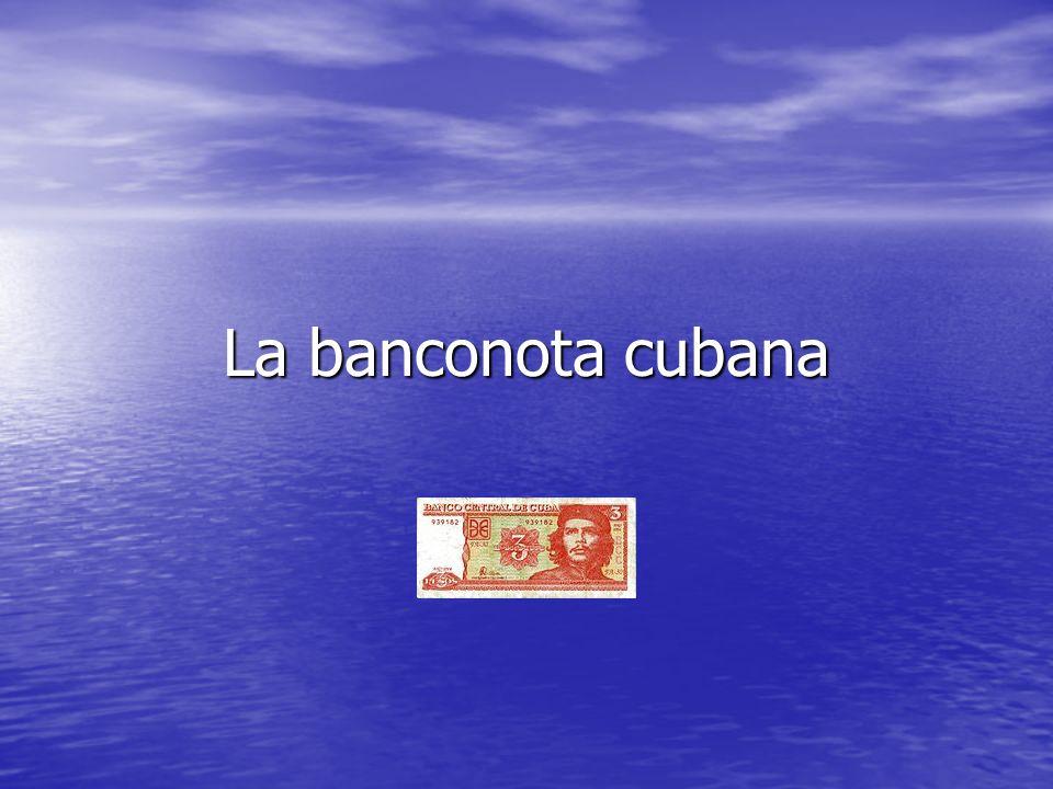 La banconota cubana