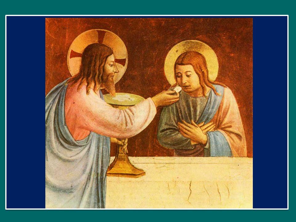 I Sacramenti non sono apparenze, non sono riti, ma sono la forza di Cristo; è Gesù Cristo presente nei Sacramenti.