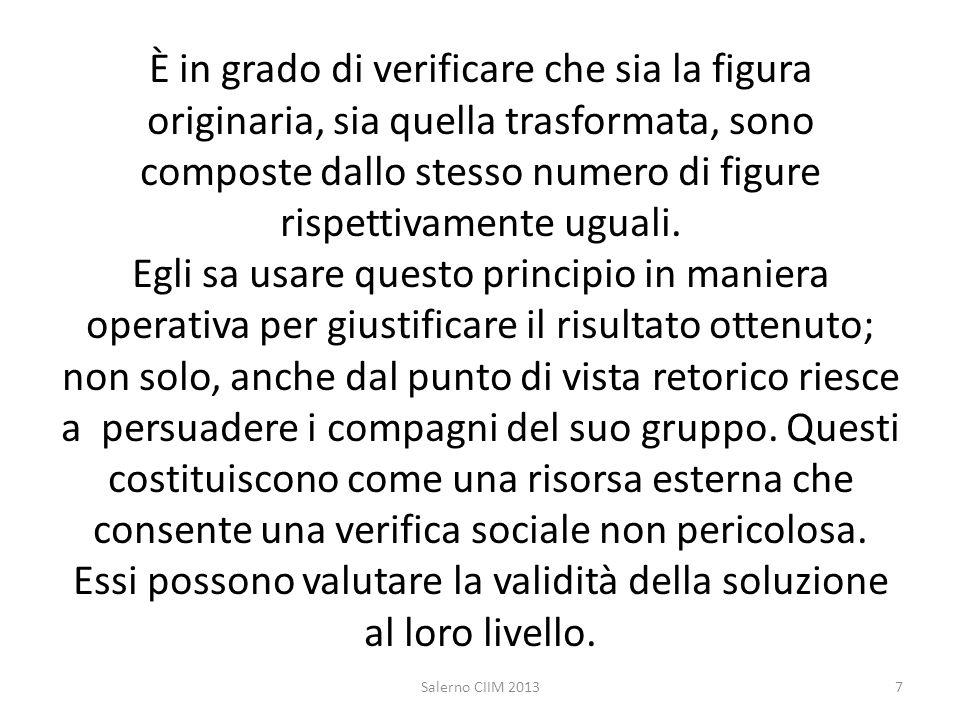 Polo soggettivo Polo oggettivo Polo intersoggettivo Salerno CIIM 201348