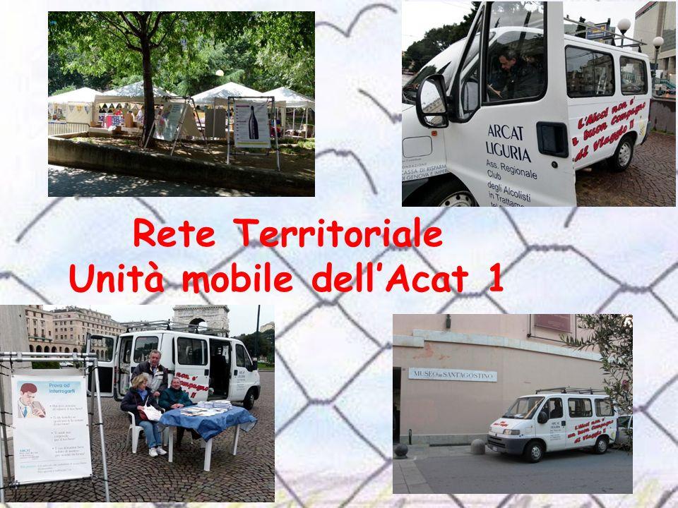 Rete Territoriale Unità mobile dellAcat 1