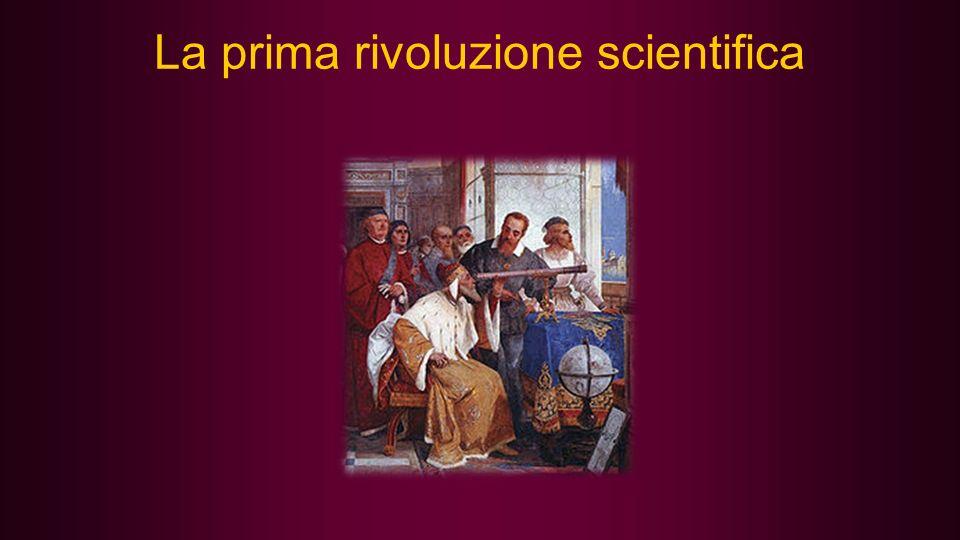 Sommario 1.Un evento capitale della storia 2.Schema concettuale della scienza moderna Nuovo modo di vedere la natura Nuovo modo di concepire la scienza 3.Le forze che combatterono la nuova scienza 4.Conseguenze della nascita della scienza