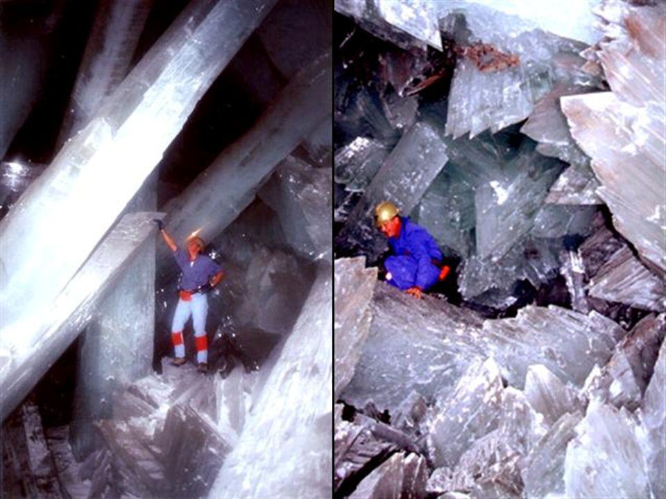 Ma la domanda fondamentale è: come possiamo conservare la Grotta dei Cristalli per le future generazioni e fare in modo che questa meraviglia sia cono