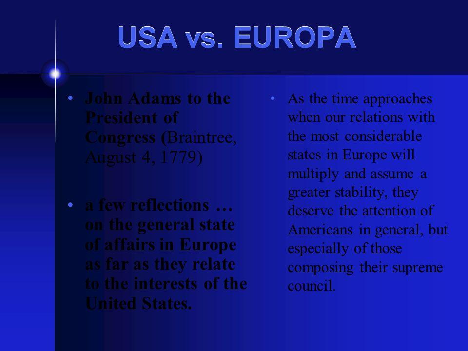 USA vs.