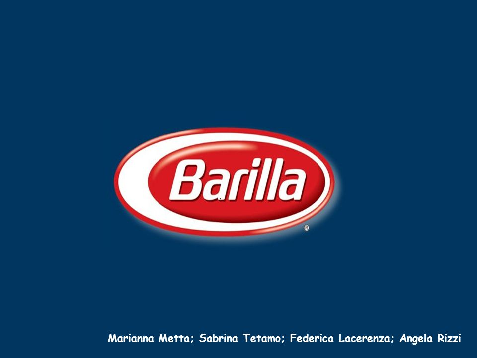 Fu fondata nel 1877 a Parma da Pietro Barilla, come bottega che produceva pane e pasta.