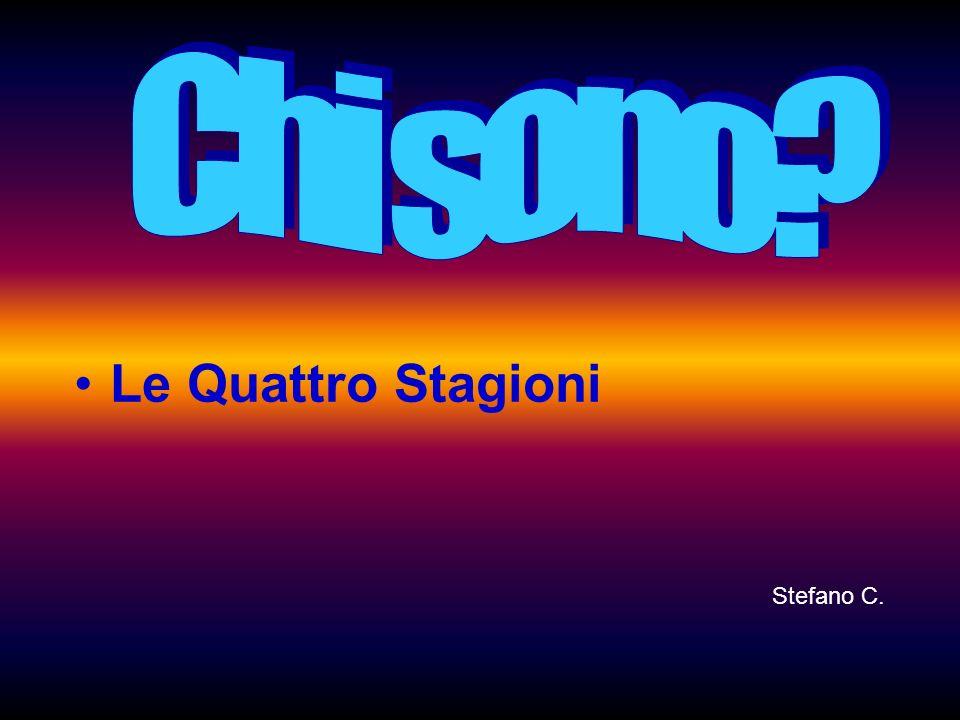 Le Quattro Stagioni Stefano C.