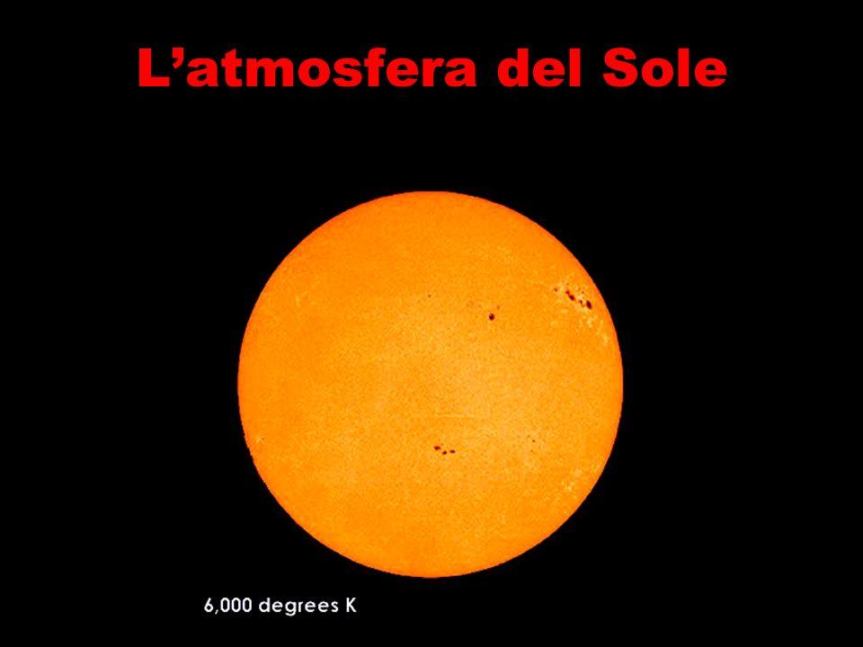 Latmosfera del Sole