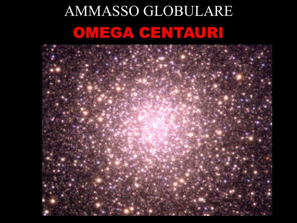 AMMASSO GLOBULARE OMEGA CENTAURI