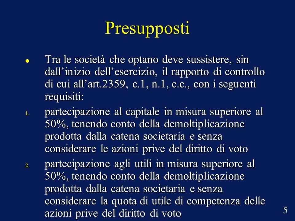 Presupposti Capitale Beta: 100 azioni (60 ord., 40 s.d.v.) Capitale Beta: 100 azioni (60 ord., 40 s.d.v.) 1.