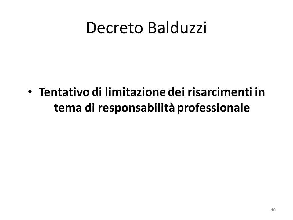 Articolo 139 D.L.ivo 209/2005 L'art. 139 prevede il Danno biologico per lesioni di lieve entità (invalidità pari od inferiore al 9%). In base a tale