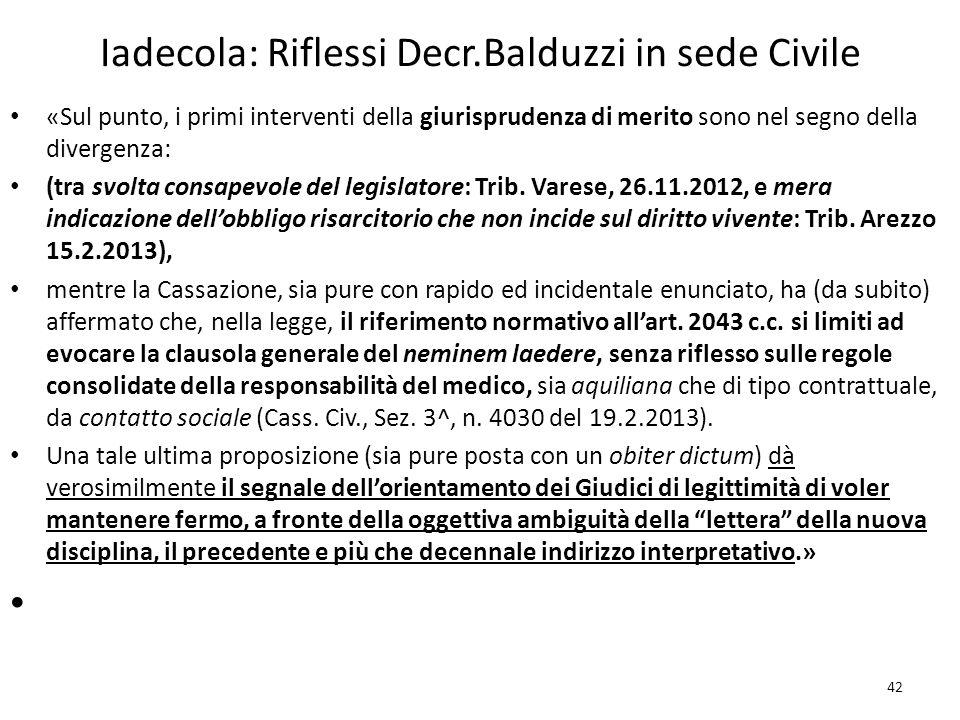 PROFILI DI INCOSTITUZIONALITA PRINCIPI VIOLATI: LIBERTA EGUAGLIANZA SOLIDARIETA 41