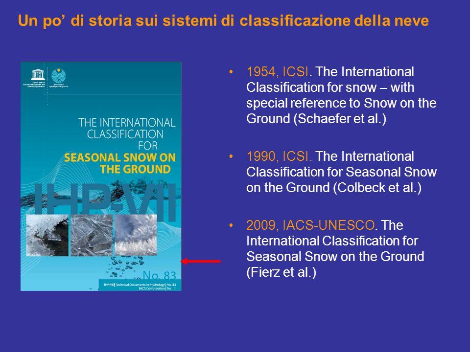 Riferimenti bibliografici Benson, C.S. and Sturm, M.