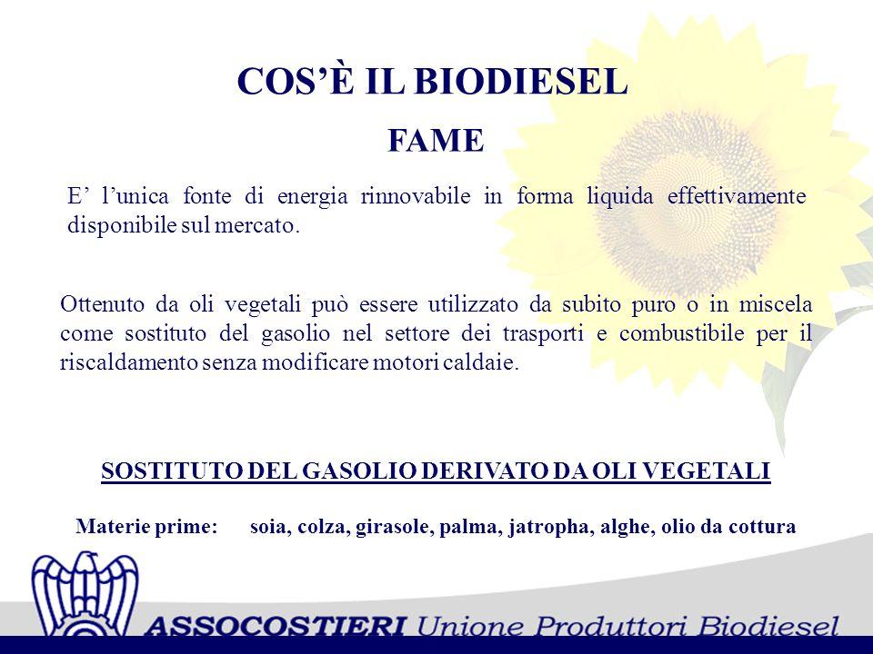 DecretoMIPAF Modalità attuazione obbligo Entrata in vigore: giorno successivo alla pubblicazione Determinazione delle quantità annue di biocarburanti da immettere obbligatoriamente in consumo.