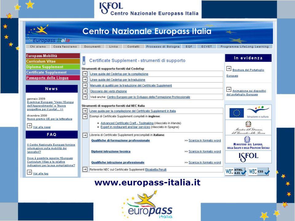 www.europass-italia.it