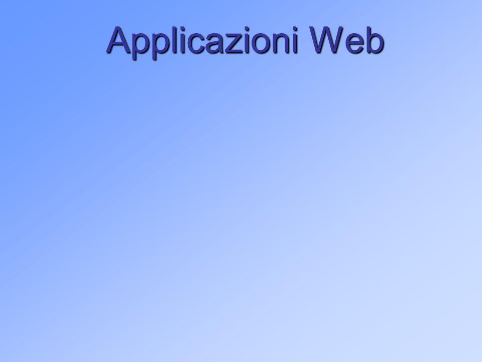 Applicazioni Web HTTP, HTML e CSS Elaborato da Gianluca Lauteri e Daniele Filannino